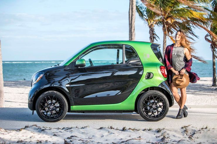 Những chiếc xe hơi phù hợp nhất với chị em phụ nữ