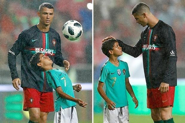 Bạn thân tiết lộ nỗi sợ lớn nhất của Ronaldo