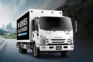 Isuzu ưu đãi phí trước bạ, hoàn tiền mua xe với 2 dòng tải nhẹ