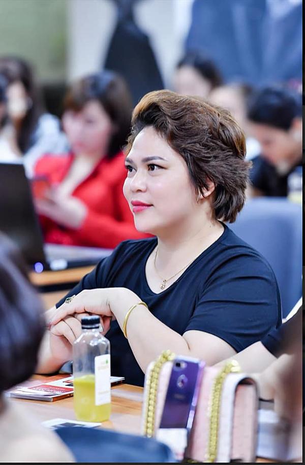 Nữ doanh nhân dành trọn trái tim cho việc giúp người