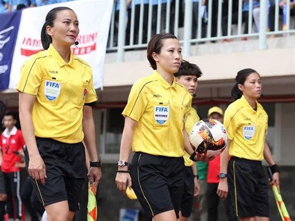 World Cups,Vietnamese referee