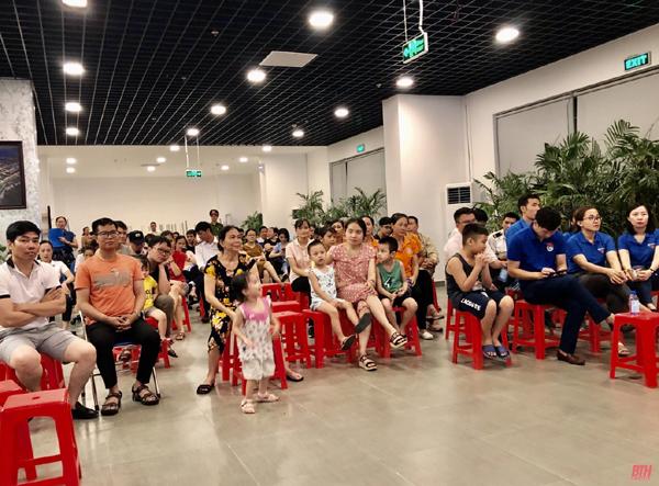Cư dân Xuân Mai Tower Thanh Hóa tham gia tập huấn phòng cháy chữa cháy