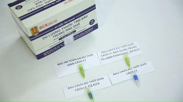 Độc đáo tủ lạnh 'detox' thực phẩm của Panasonic