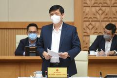 Ngày 8/3, Việt Nam tiêm vắc xin Covid-19 cho người dân