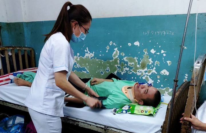 'Bạn đọc báo VietNamNet đã giúp tôi được hồi sinh từ chỗ nằm liệt giường'