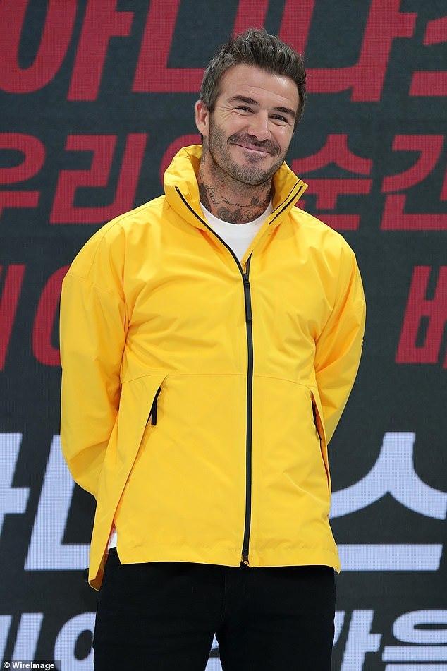 David Beckham ký hợp đồng 'khủng' với Disney+