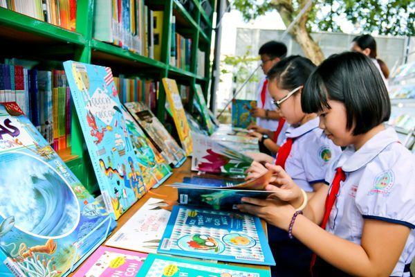 Hội sách trực tuyến quốc gia chào mừng ngày sách Việt Nam lần thứ 8
