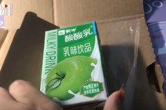 Bỏ gần 40 triệu mua iPhone nhận về hộp sữa chua