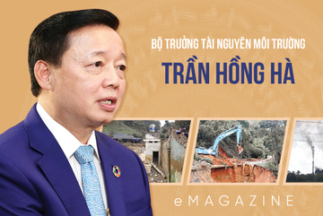 Bộ trưởng Tài nguyên Môi trường với nhiệm kỳ nhiều sóng gió