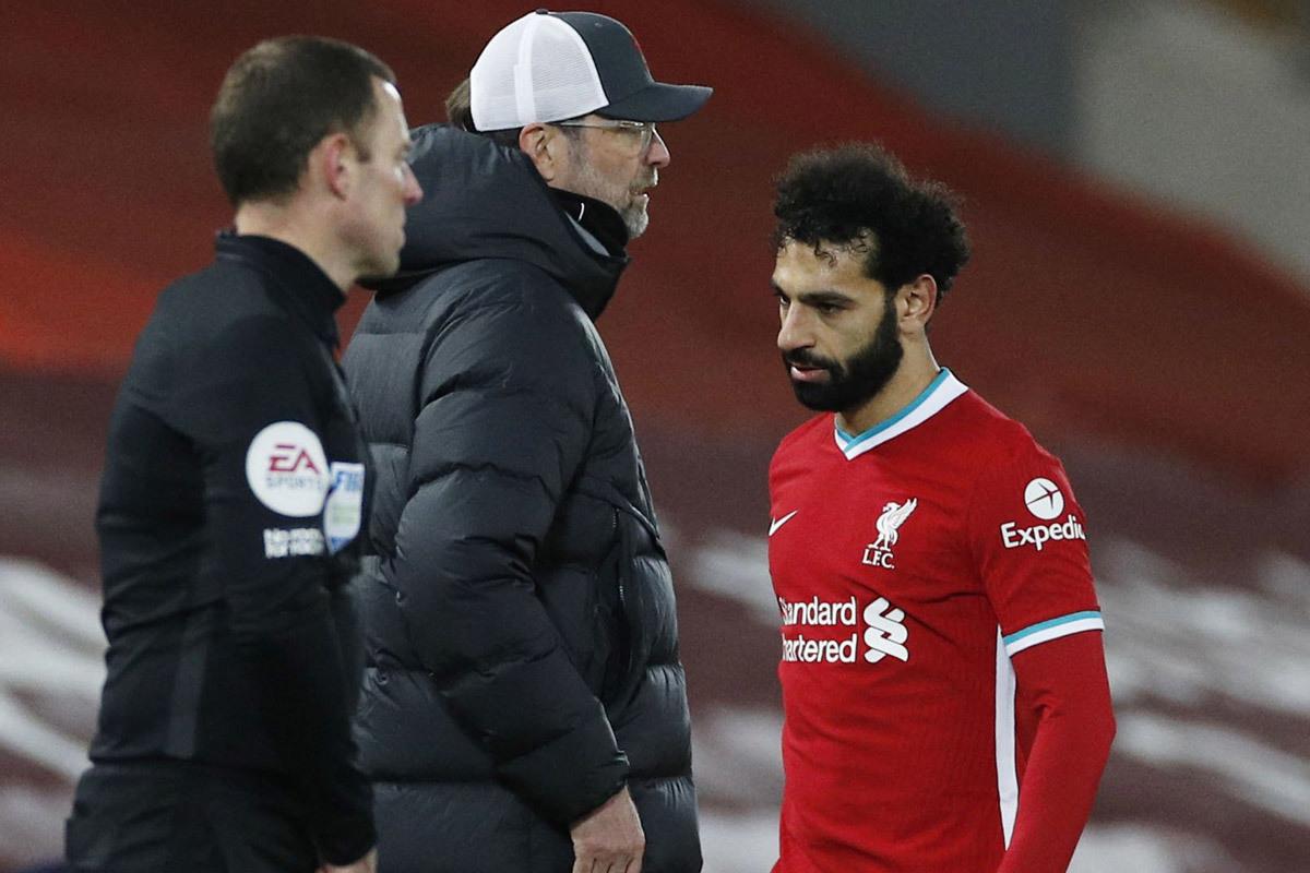 Salah bất mãn Liverpool, tính đường sang Real Madrid