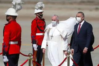 Giáo hoàng bắt đầu chuyến thăm lịch sử tới Iraq