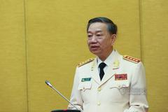 Giới thiệu Bộ trưởng Công an Tô Lâm ứng cử Quốc hội khóa XV