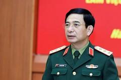 Hai Thứ trưởng Bộ Quốc phòng được giới thiệu ứng cử Quốc hội