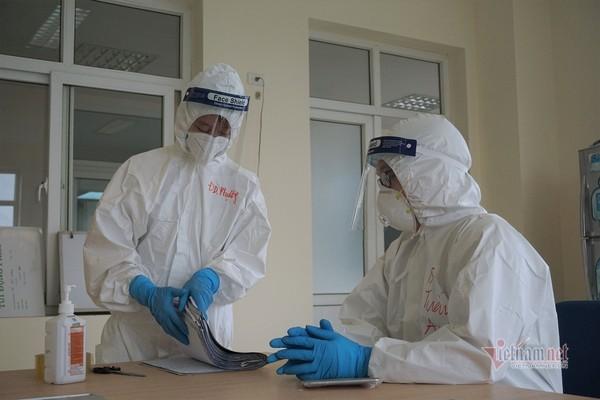 TP. Chí Linh ghi nhận 2 ca tái dương SARS-CoV-2 sau ra viện