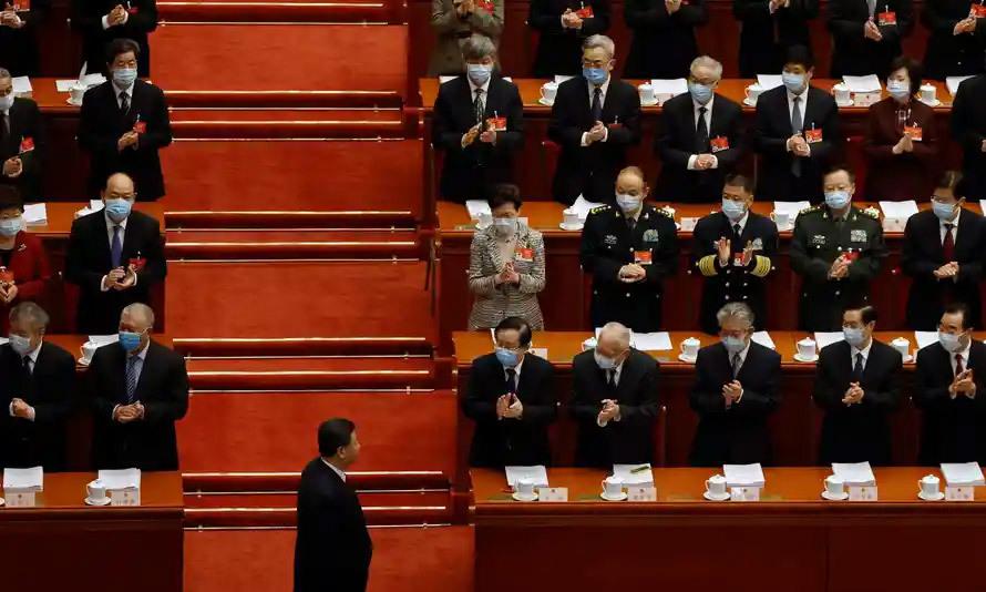 Trung Quốc công bố sửa đổi luật bầu cử Hong Kong
