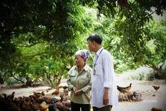 Chăn nuôi gà đồi Yên Thế theo mô hình an toàn sinh học