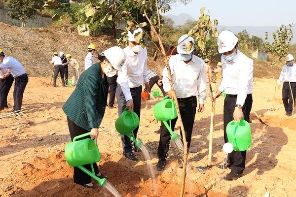 Khởi động chiến dịch trồng 1 triệu cây xanh ở Lai Châu