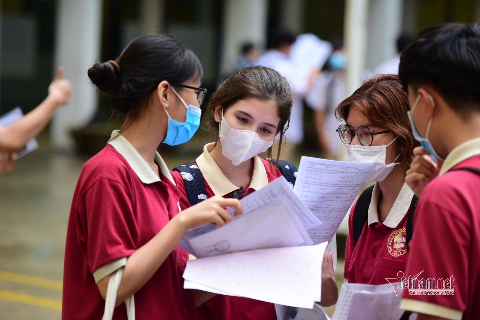 Điểm chuẩn Trường ĐH Bách khoa Hà Nội 3 năm gần đây