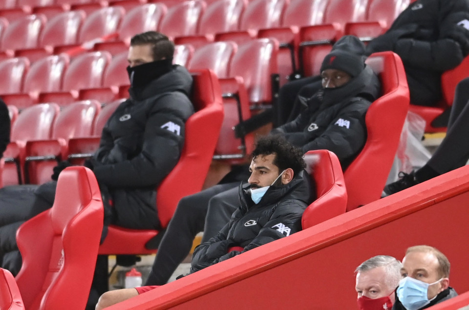 Liverpool lost face, Klopp frustrated Salah because of this