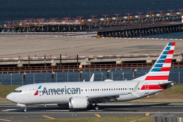 Máy bay Boeing 737 MAX của Mỹ phải hạ cánh khẩn cấp