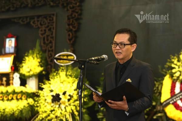 Chí Trung, Công Lý và nhiều nghệ sĩ tiễn NSND Trần Hạnh lần cuối