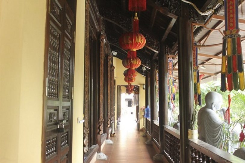 A visit to one of the oldest pagodas in Hai Phong
