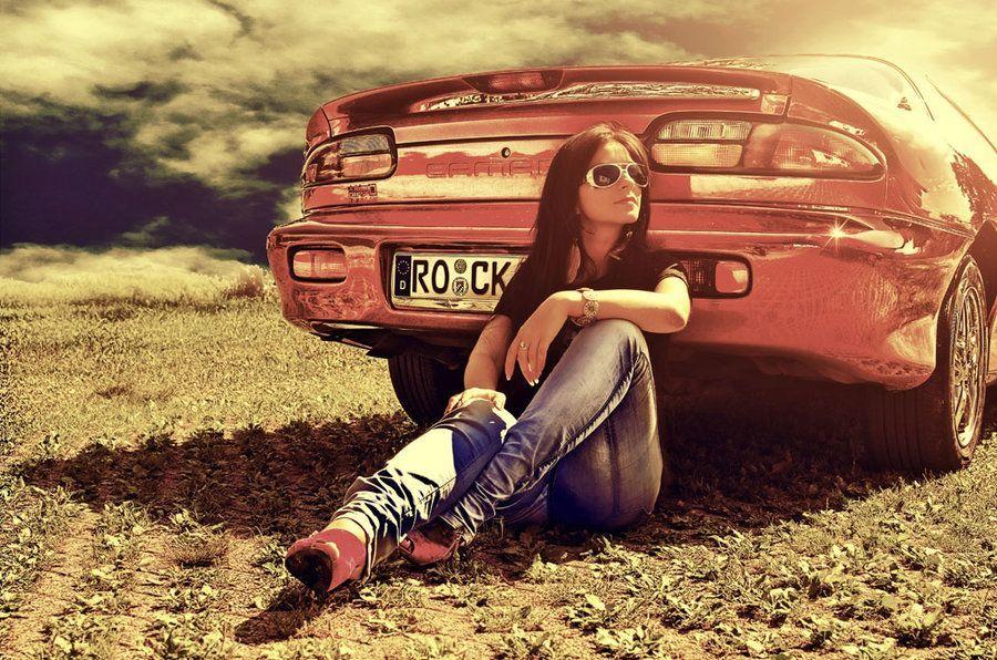 Những cách tạo dáng chụp ảnh bên ô tô cực cuốn hút cho chị em