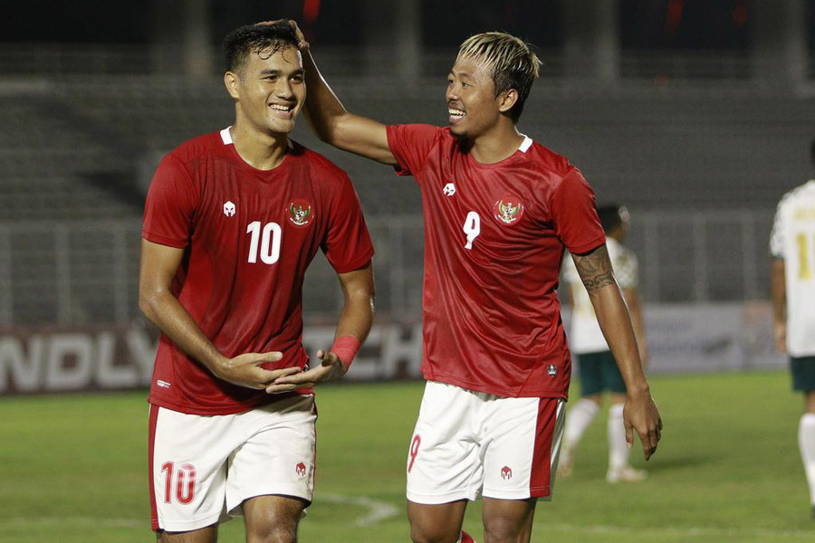 U22 Indonesia tuyên bố giành HCV SEA Games 31