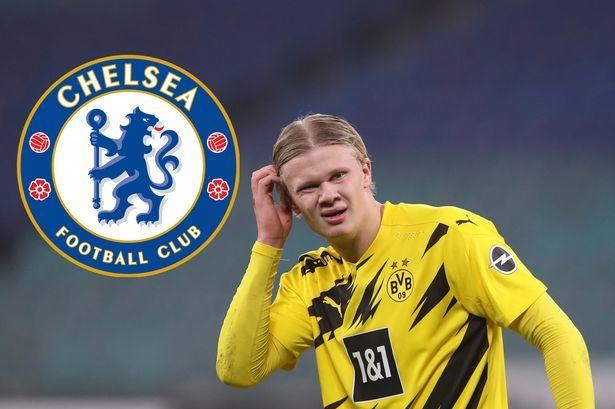 Lý do Chelsea tự tin ký Haaland, Aguero về đội Ronaldo