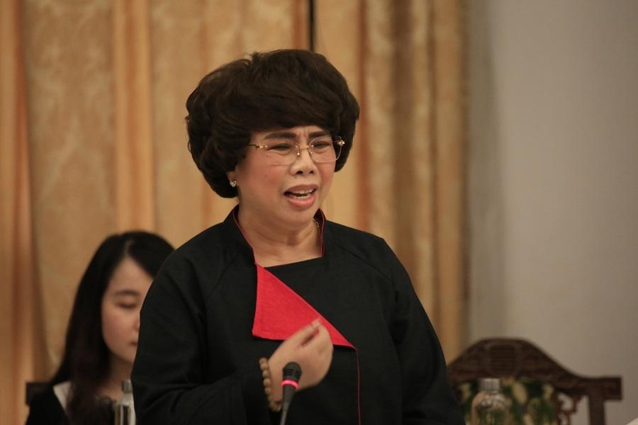 Muốn Việt Nam hùng cường, doanh nghiệp phải có ước mơ lớn