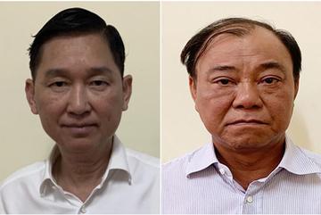 Đề nghị truy tố ông Trần Vĩnh Tuyến, Lê Tấn Hùng