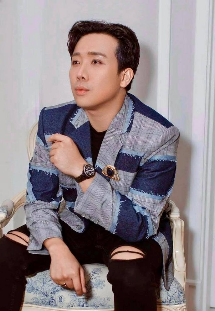 MC Trấn Thành sở hữu gu thời trang sành điệu nhất nhì showbiz Việt