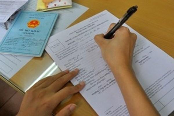 Bộ Công an đề xuất công dân đăng ký cư trú qua mạng