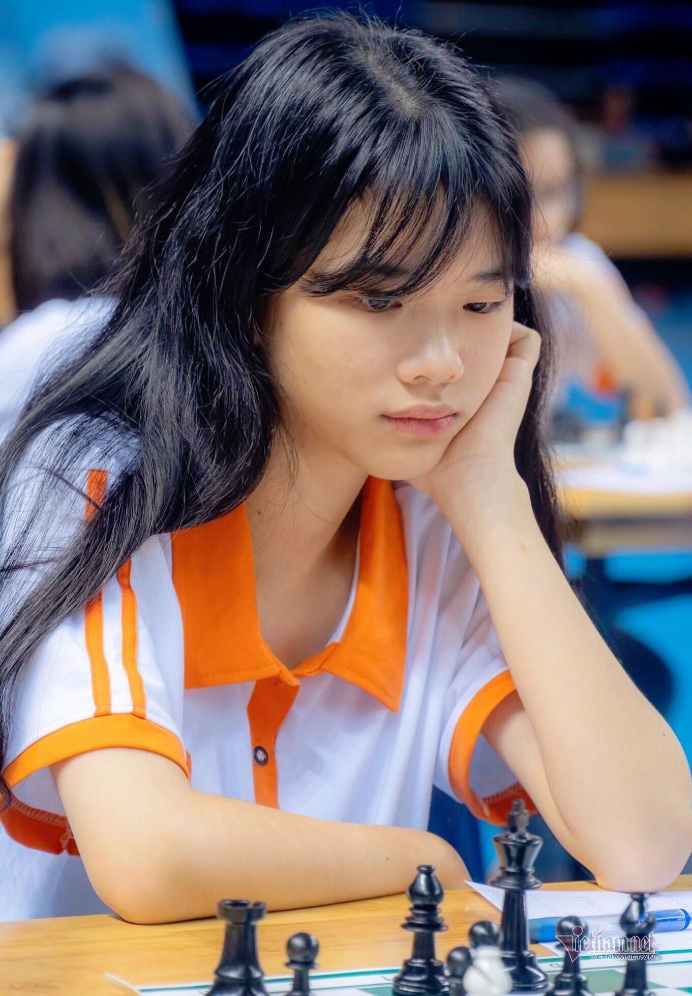Nữ sinh vô địch cờ vua trẻ châu Á giành học bổng 3,3 tỷ đồng
