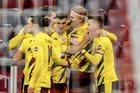 Bayern 0-2 Dortmund: Haaland ghi cú đúp chớp nhoáng (H1)