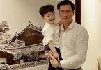 Việt Anh và vợ cũ hội ngộ mừng con trai tròn 5 tuổi