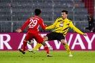 Bayern 2-2 Dortmund: Tấn công ghi thêm bàn thắng (H2)