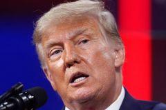 Ông Trump không cho phép các tổ chức Cộng hòa đứng tên mình để gây quỹ