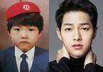 Hình ảnh thời thơ ấu của dàn mỹ nam Hàn Quốc