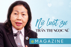 Nữ luật sư nổi tiếng yêu thương, bảo vệ trẻ em bằng cả trái tim