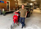 Món quà gây sốt của chủ xe Mercedes cho người đàn ông đi xe máy ẩu
