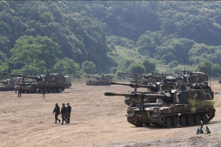 Mỹ-Hàn giảm quy mô tập trận vì Covid-19 và Triều Tiên