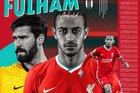 Trực tiếp Liverpool vs Fulham: Phá dớp tại Anfield