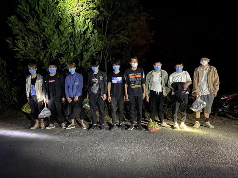 Thêm 16 người Trung Quốc nhập cảnh trái phép vào TP.HCM - Tây Ninh