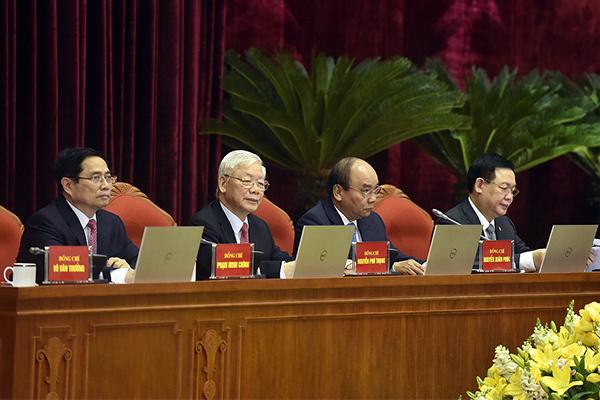 17 Ủy viên Bộ Chính trị được giới thiệu ứng cử Đại biểu Quốc hội khóa mới