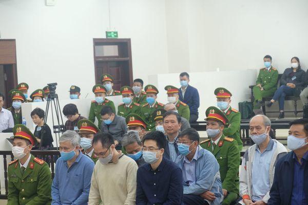 Xét xử vụ Ethanol, bị cáo Trịnh Xuân Thanh có đề nghị bất ngờ