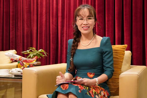 Nguyễn Thị Phương Thảo - nữ tỷ phú tiếp nối 'giấc mơ lớn' đến bạn trẻ