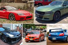 Nhiều siêu xe cũ chỉ có giá trên 10.000 đô la