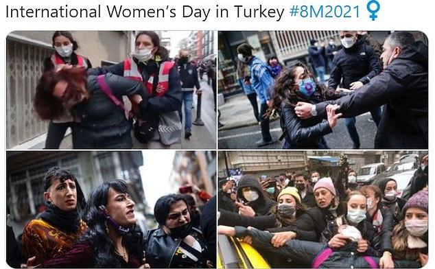 Ngày Quốc tế Phụ nữ bắt đầu sớm 24h trên toàn cầu