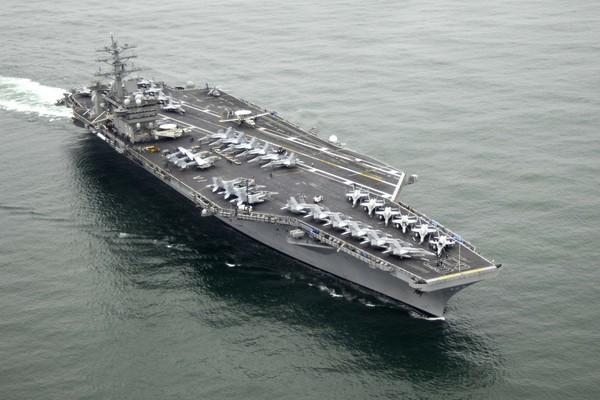 Điều đặc biệt của tàu sân bay 'già nua' nhất nước Mỹ